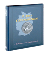 Album 10 Euro monete commemorative Germania